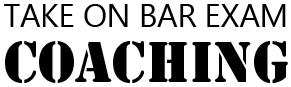 Take On Bar Exam Coaching